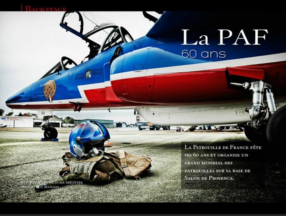 60 ans de la Patrouille de France