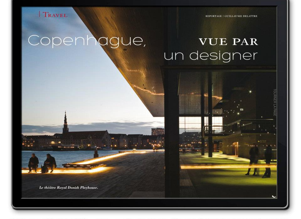 Bjarke Ingels Group / Application Mobile/ 97h20' Editions