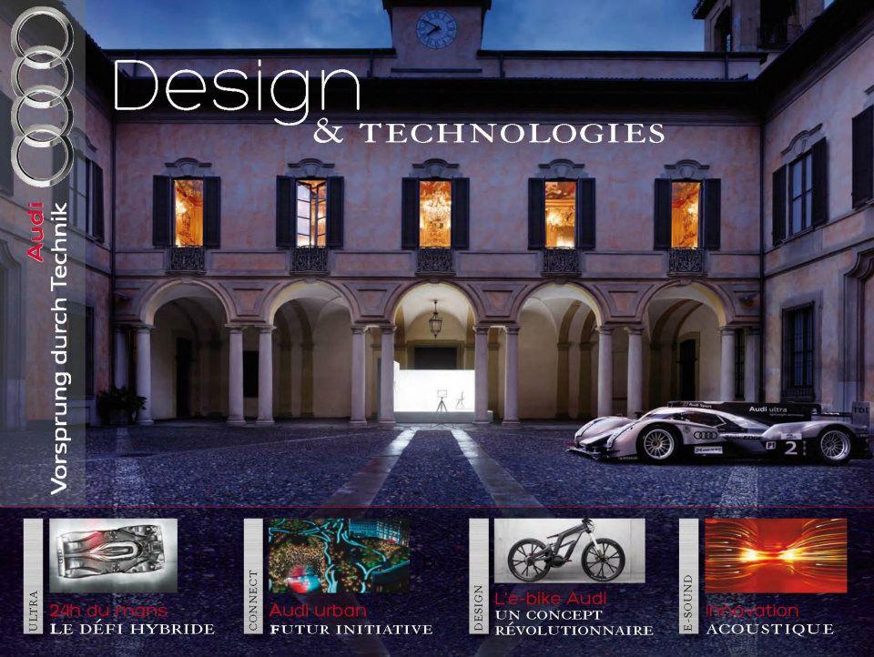 Supplement interactif Audi/ 97h20' Editions
